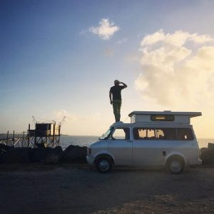 Vanlife of Instagram