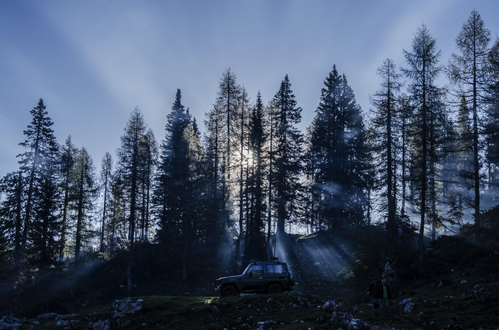 Camping sauvage vs. bivouac