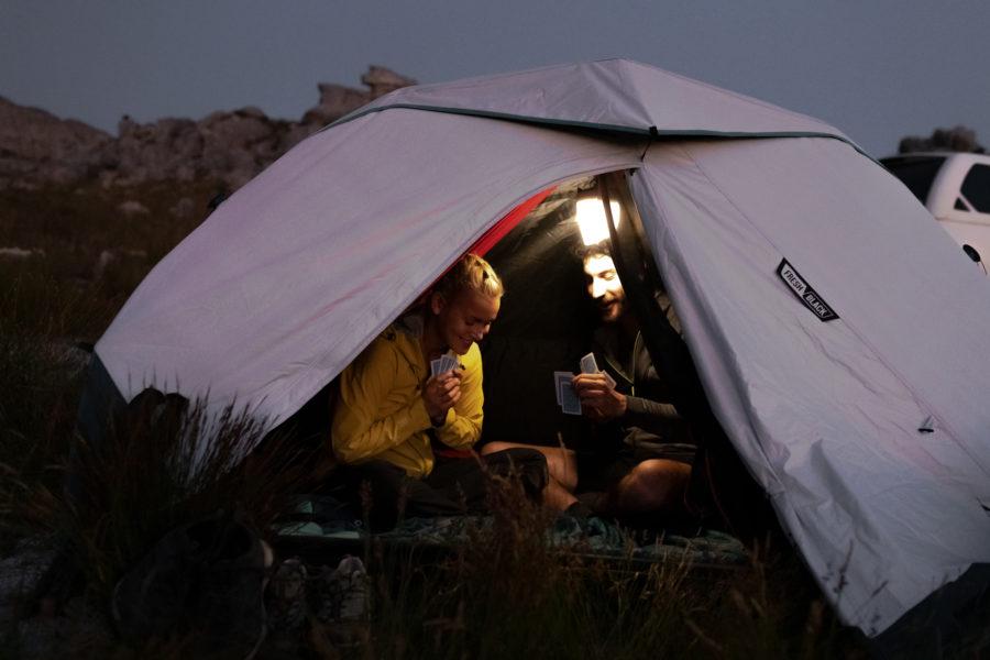 Tente 2 Seconds Easy Quechua