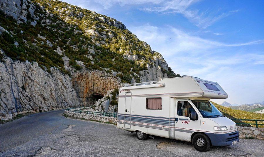 Maison Mobile, Vacances, Camping, Voyage, Aventure