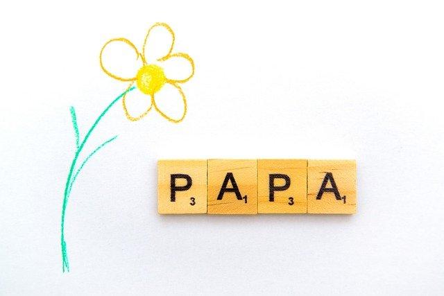 Fêtes des pères HomeCamper - Lettres