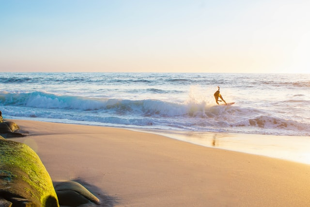 Sport séjour HomeCamper - Surf