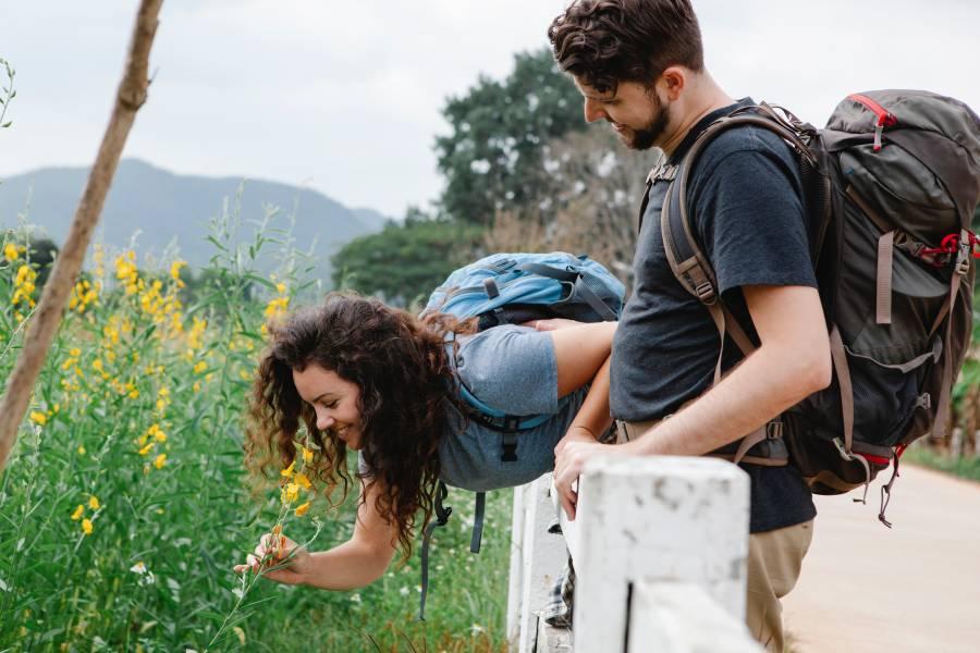 Proches de la nature pour profiter du grand air en randonnée